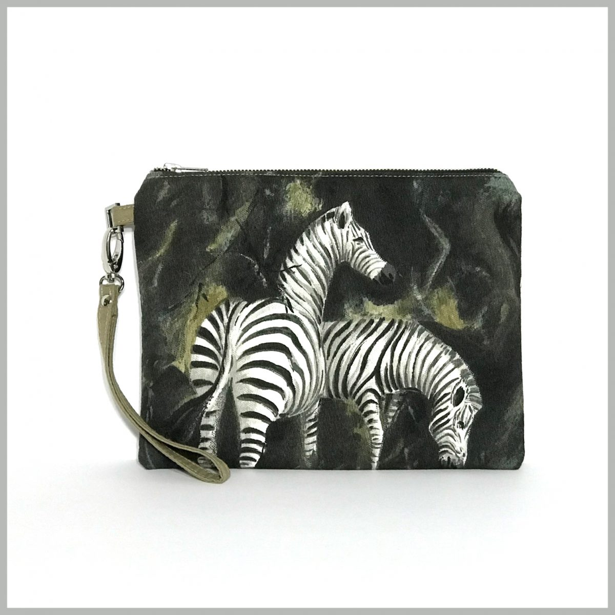 zebra large front